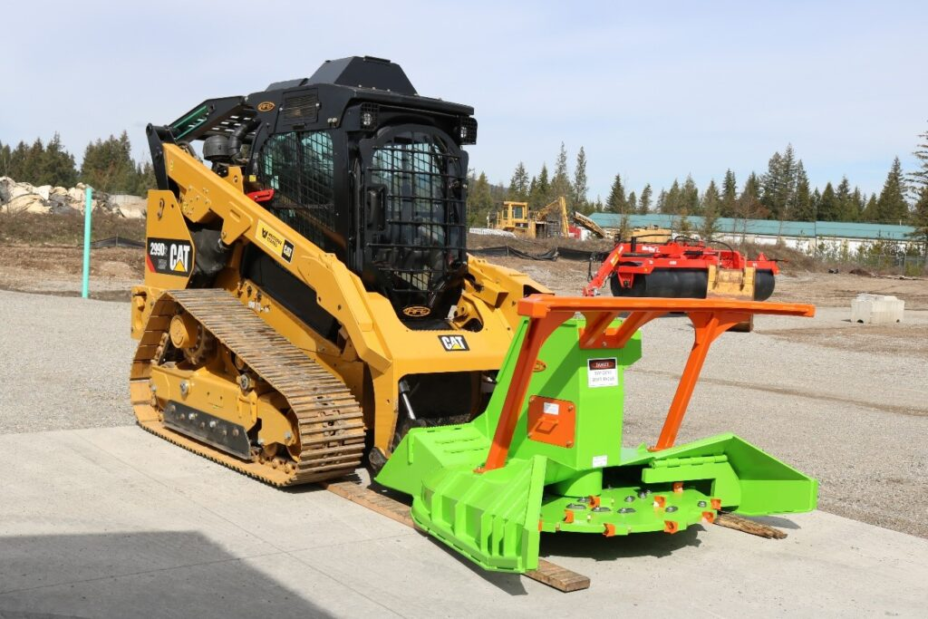 A picture containing sky, outdoor, ground, power shovel  Description automatically generated
